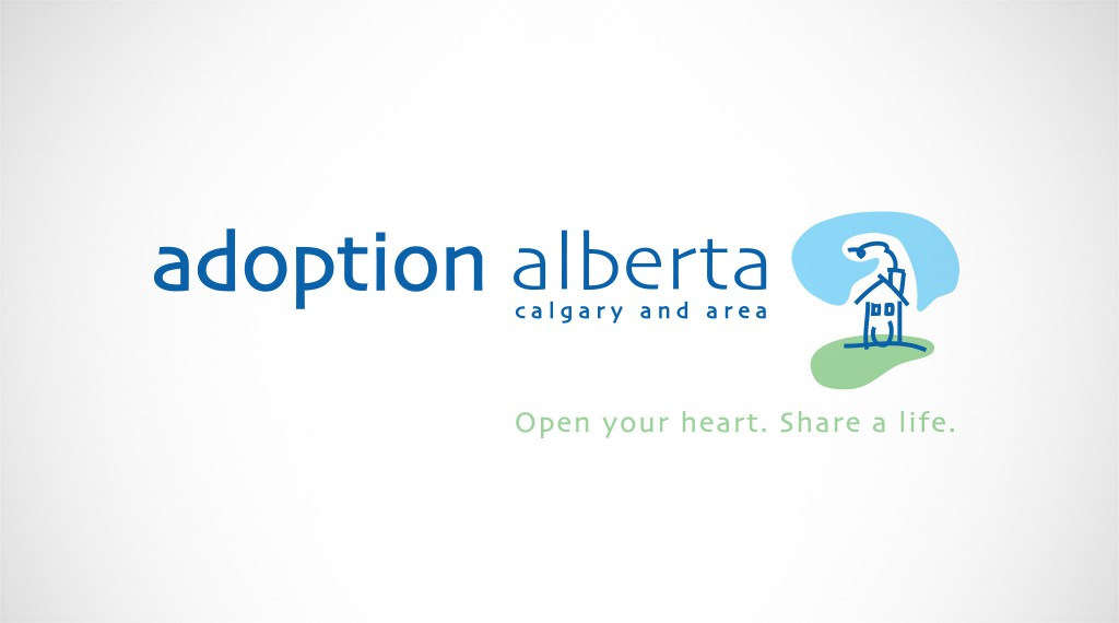 Adoption Alberta - Logo