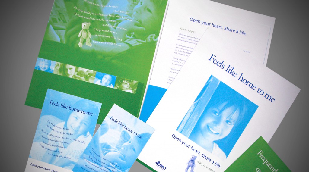 Adoption Alberta - Printed Materials