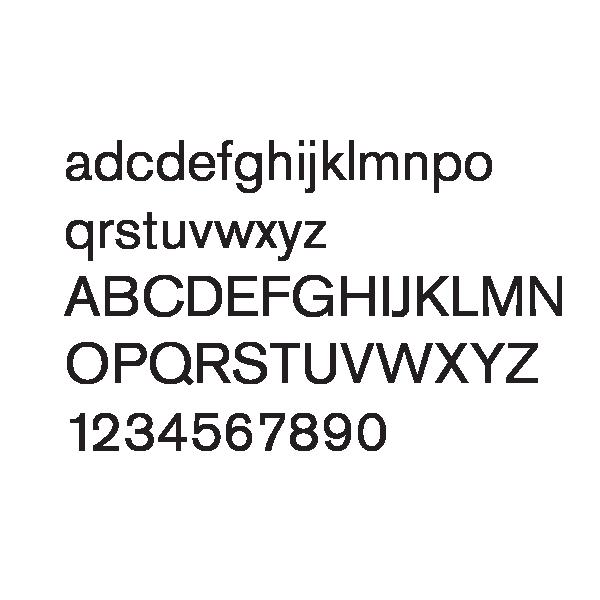 CBCRA - Logo Font