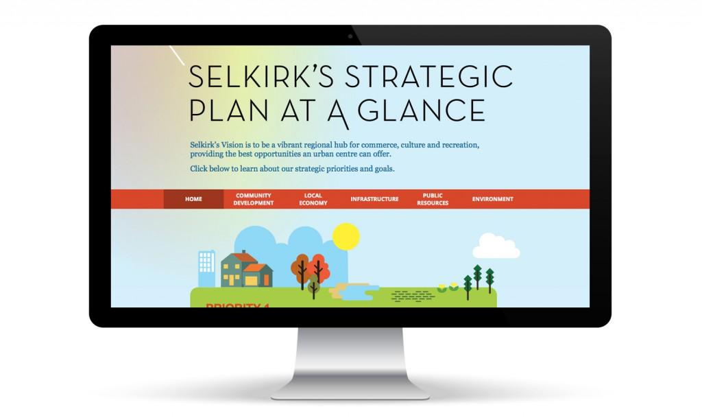 City of Selkirk Strategic Plan Microsite