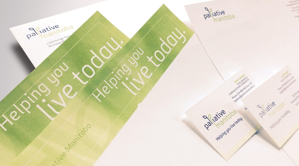 Palliative Manitoba - Stationery