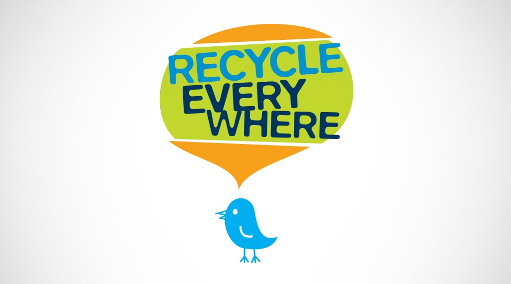 Recycle Everywhere - Logo