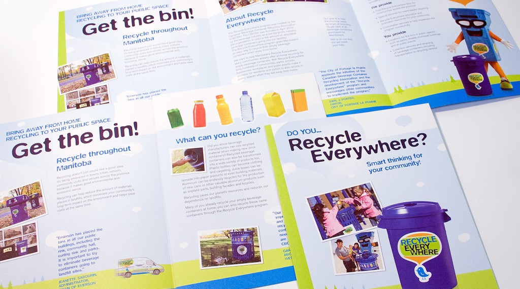 Recycle Everywhere - Brochure