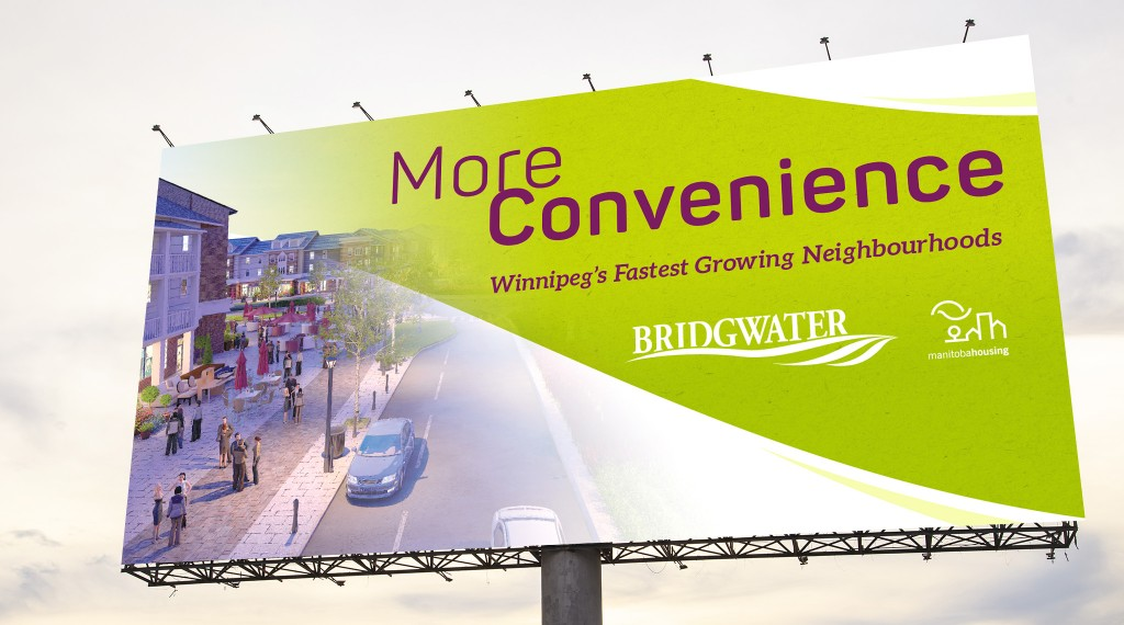 Neighbourhoods of Bridgwater - Billboard Advertisement