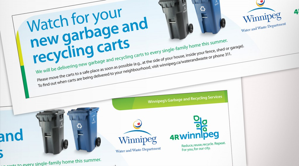 4R Winnipeg - Educational Mailers