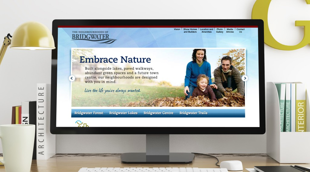 Bridgwater Neighbourhoods Website