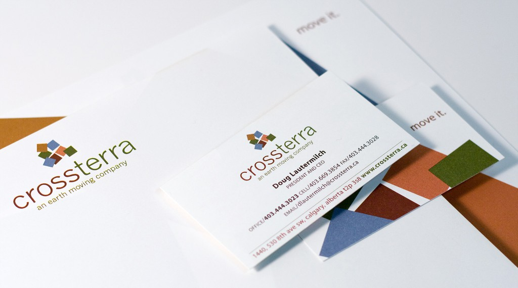 Crossterra - Stationery