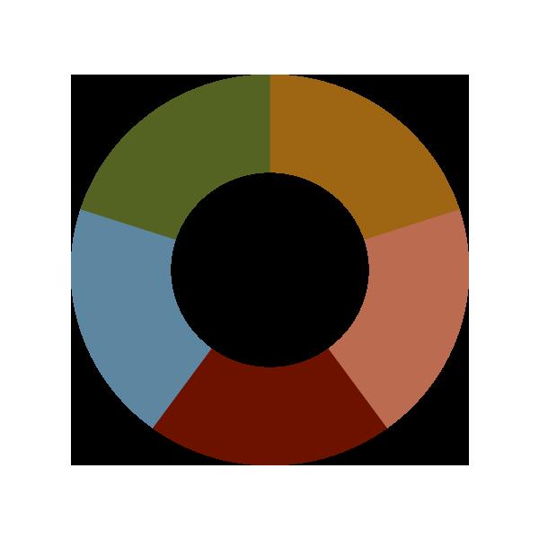 Crossterra - Logo Swatches
