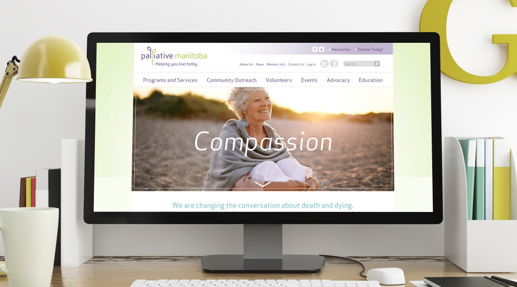 Palliative Manitoba Website