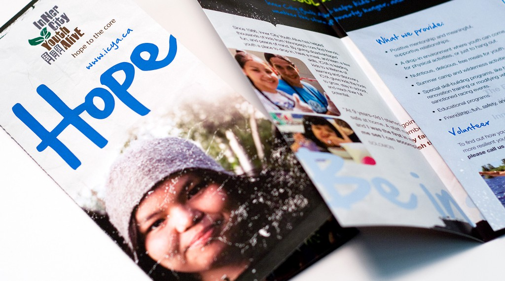 Inner City Youth Alive - Brochure