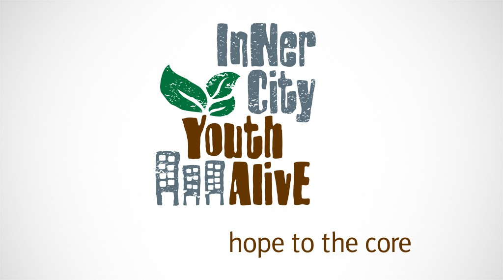 Inner City Youth Alive - Logo