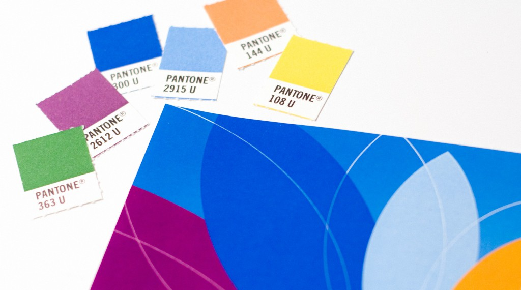 South East Regional Health Authority - Identity Swatches
