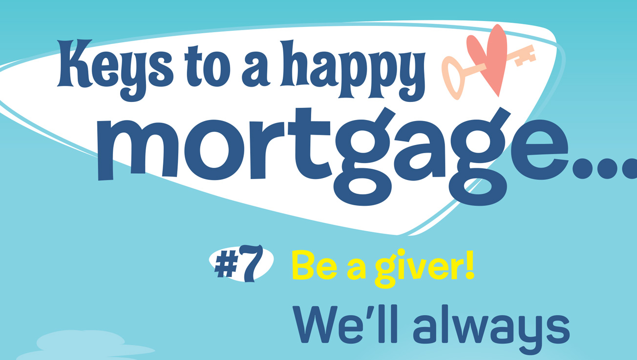 Cambrian Credit Union - Mortgage Campaign Feature Image