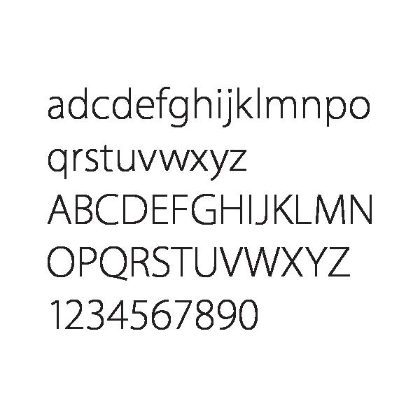 Sublime - Logo Font