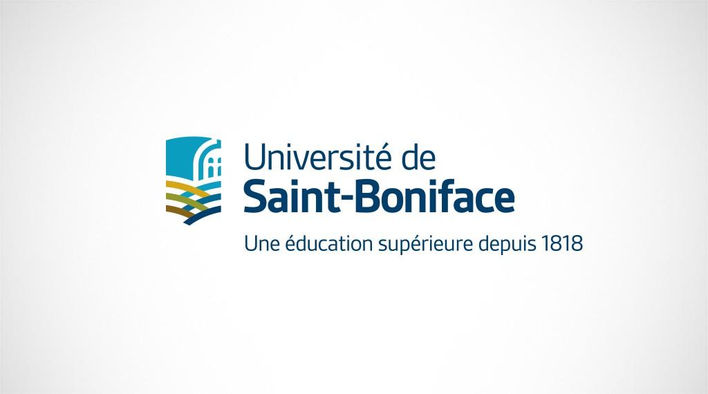 Université de Saint-Boniface - Logo