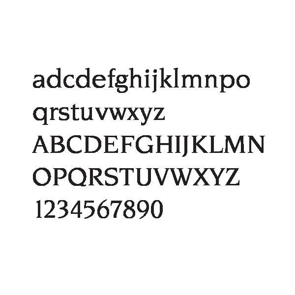 Vale Inco - Logo Font