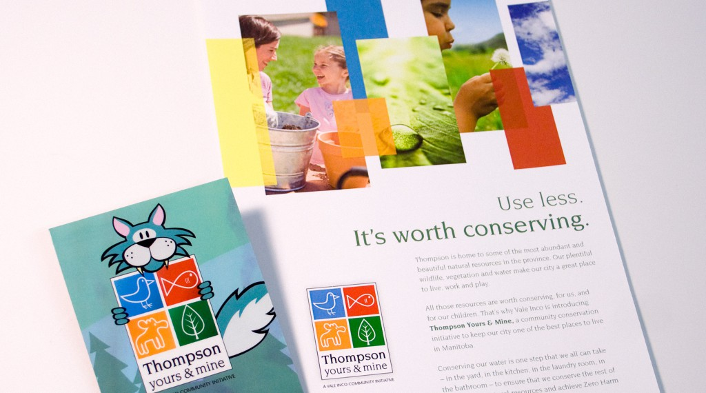 Vale Inco - Promotional Materials