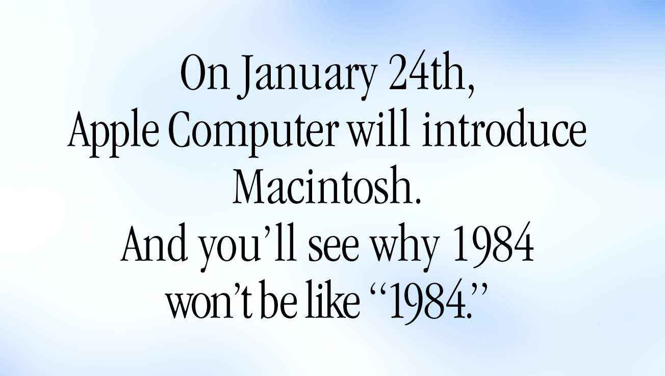 apple1984