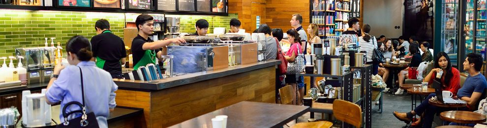 Starbucks to open stores in the home of espresso!