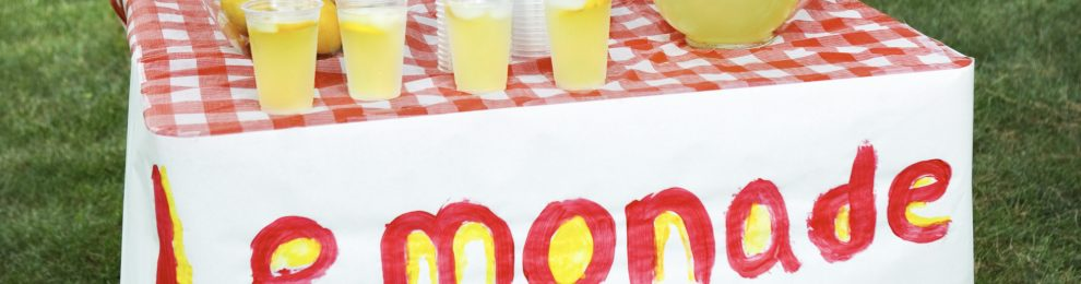 Which lemonade stand do you own?