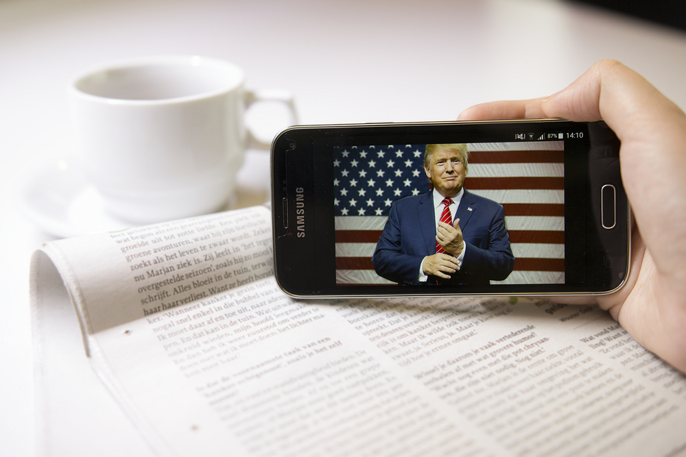 Trump tactics you can use in your own twitter account