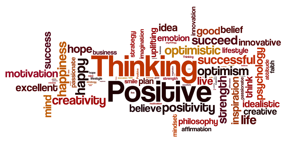 Increased positivity = reduced stress